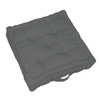 Cuscino da pavimento Elema grigio 40 x 40 cm
