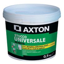Stucco in pasta Axton Universale liscio bianco 500 g