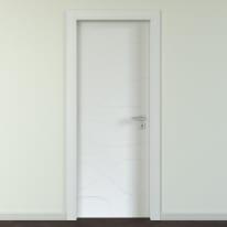 Porta da interno battente Wind silk 60 x H 210 cm sx