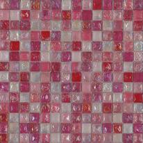 Mosaico Ice 30,5 x 30 cm rosa