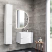 Mobile bagno Soho bianco L 60 cm