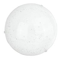 Plafoniera Scinty bianco Ø 30 cm