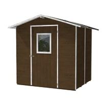 casetta in legno Vaniglia 4,72 m², spessore 19 mm