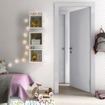 Porta da interno battente Dwarf silk 80 x H 210 cm sx