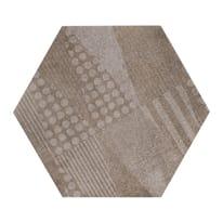 Piastrella Docklands 24 x 27,7 cm grigio