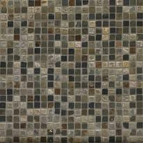 Mosaico Ardesia 30 x 30 cm multicolor