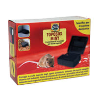 Dispenser esche topicide Topobox Miny Mondo Verde