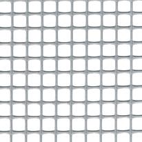 Rete Quadra 10 H 1 x L 10 m argento