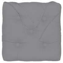 Cuscino per sedia Elema grigio 40 x 40 cm