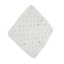 Tappeto antiscivolo doccia Normal bianco