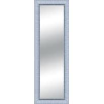 specchio da parete rettangolare Matteo bianco 60 x 145 cm