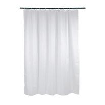 Tenda doccia Happy bianca L 180 x H 200 cm