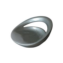 Seduta sgabello grigio