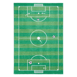 Tappeto Calcio kids verde 60 x 120 cm