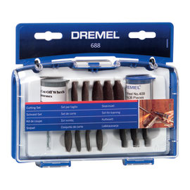 Set accessori miniutensili Dremel 688