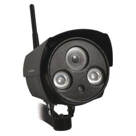 Telecamera IP wireless da esterno fissa con visione notturna Avidsen 123481 Full HD