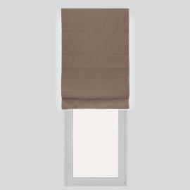 Tenda a pacchetto Annie tortora 120 x 250 cm