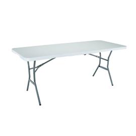 Tavolo pieghevole Lifetime, 183 x 76 cm antracite