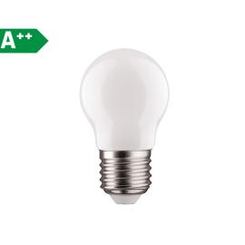 Lampadina LED Lexman Filamento E27 =40W sfera luce naturale 360°