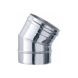 Curva a settori acciaio inox AISI 316L