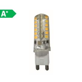 Lampadina LED G9 =25W luce calda 300°