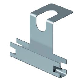 Gancio unione ortogonale C 27x48mm