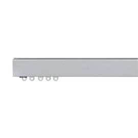 Binario futura singolo 1 via alluminio 150 cm