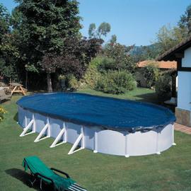 Copertura invernale per piscina 470 x 915 cm