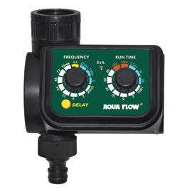 Programmatore a rubinetto a 1 zona Aqua flow PNR11