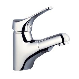 Miscelatore lavabo estraibile Casper cromato