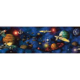 Bordo Deep space nero 5 m
