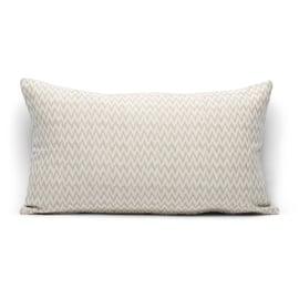 Fodera per cuscino Spiga beige 30 x 50 cm
