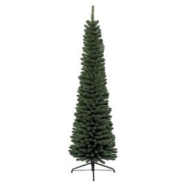Albero di Natale artificiale H 210 cm