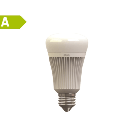2 lampadine smart LED iDual E27 =60W goccia multicolore (RGB) 150°