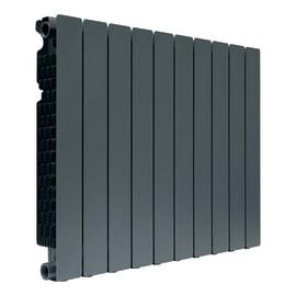 Radiatore Modern in alluminio 10 elementi interasse 600 mm