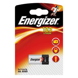 Pila Litio EL123AP Energizer Fotocine
