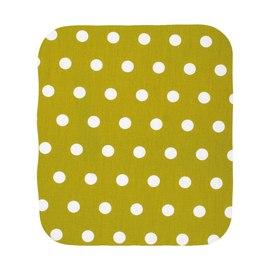 Portabiancheria Cuscino componibile quadro verde pois