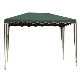 Gazebo Basic copertura verde 2 x 3 m