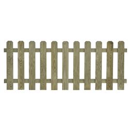 Bordure per aiuole cancelli in legno staccionate in legno for Recinzioni giardino leroy merlin