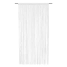 Tenda porta Spaghetti bianco 140 x 270 cm