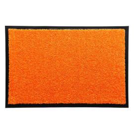 Zerbino Wash&clean arancione 60 x 90 cm