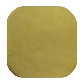 Portabiancheria Cuscino componibile quadro microfibra verde
