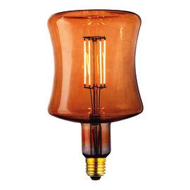 Lampadina decorativa LED E27 =40W luce calda 360°