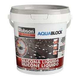 Impermeabilizzante Pavimenti Silicone Liquido rosso mattone 1 kg