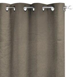 Tenda marrone 140 x 280 cm