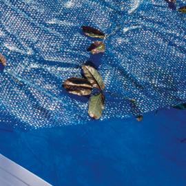 Copertura isotermica 180 micron per piscina 475 x 710 cm