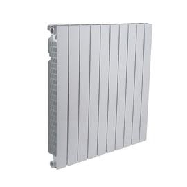 Radiatore Modern in alluminio 10 elementi interasse 800 mm