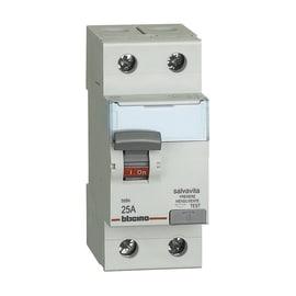 Interruttore differenziale puro BTicino G723A25 2P 25 A