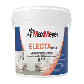 Idropittura superlavabile bianca Max Meyer ElectaPlus 4 L