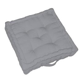 Cuscino da pavimento Elema Inspire grigio 40 x 40 cm